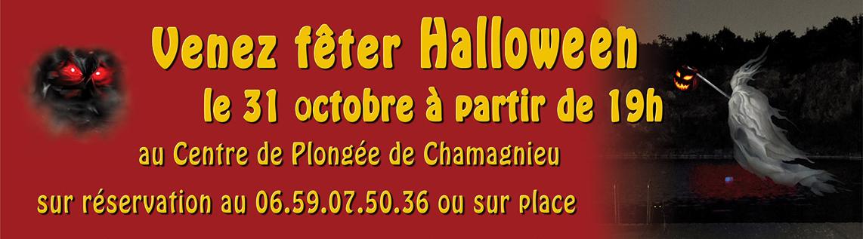 Chamagnieu Plongée